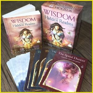 ⭐️ Wisdom of Hidden Realms Oracle